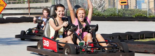 Adventure Speedway Go Karts | Adventure Landing & Shipwreck Island Water Park | Jacksonville Beach, FL
