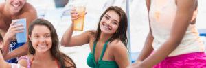 Cabana Rentals | Adventure Landing & Shipwreck Island Water Park | Jacksonville Beach, FL