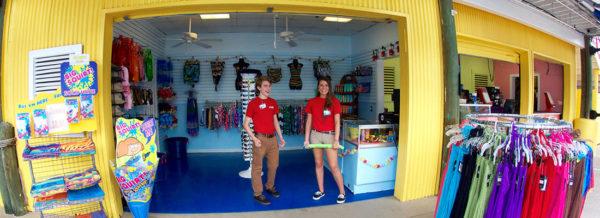 Island Gift Store | Adventure Landing & Shipwreck Island Water Park | Jacksonville Beach, FL