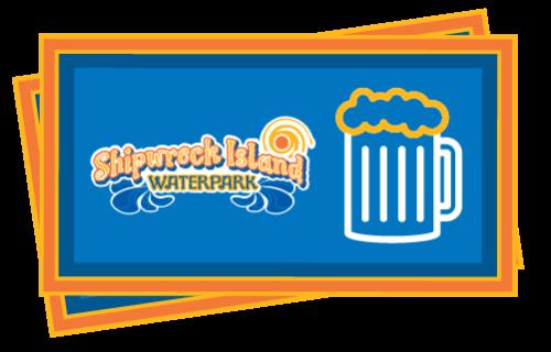 Sip N' Slide | Adventure Landing & Shipwreck Island Water Park | Jacksonville Beach, FL