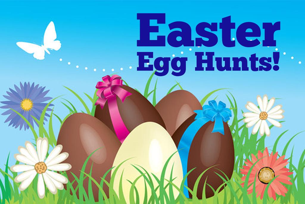 Easter Egg Hunt Jacksonville Beach