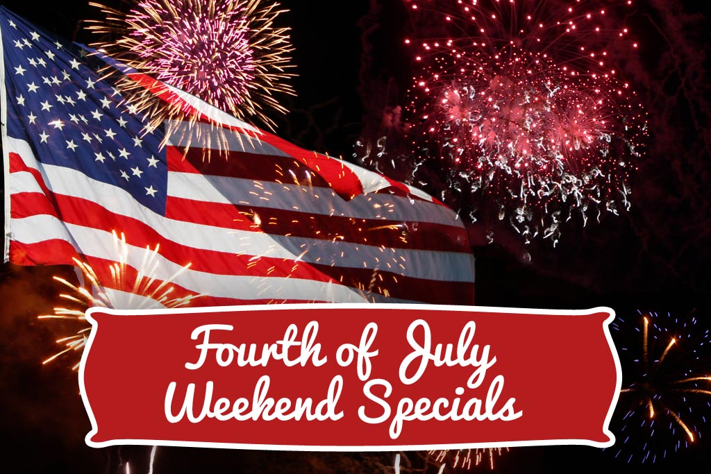 Fourth Of July Weekend Specials Jacksonville Beach