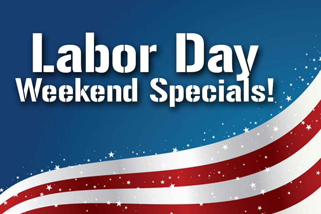 labor day weekend package deals