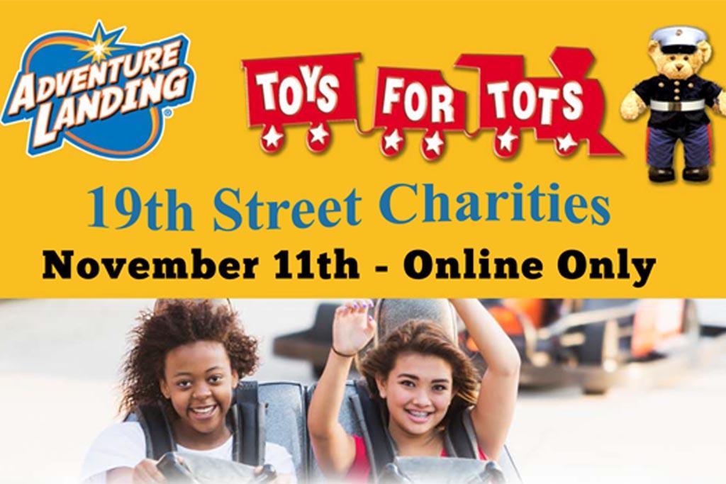 Toys For Tots Fundraiser Jacksonville Beach