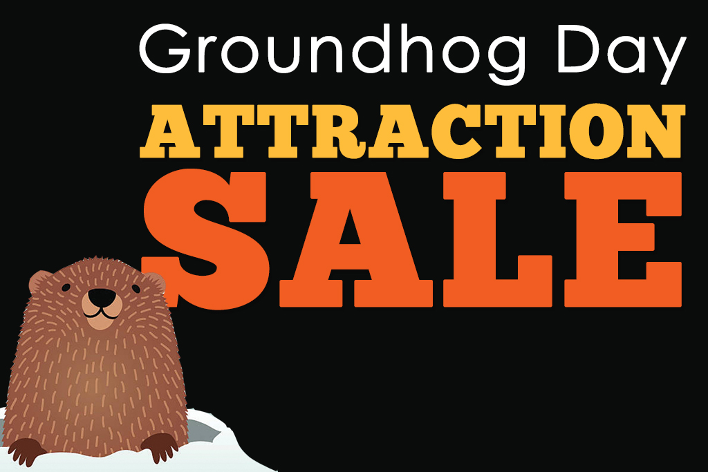 Groundhog Day Sale Jacksonville Beach